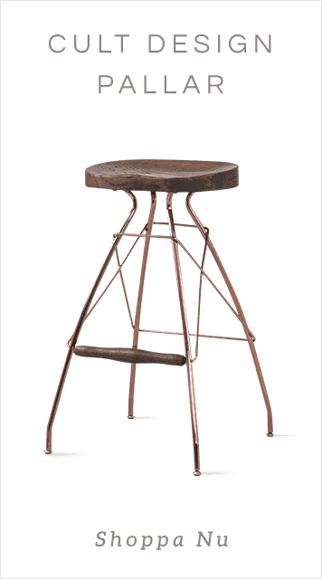 Cult Design_Atlas Stools