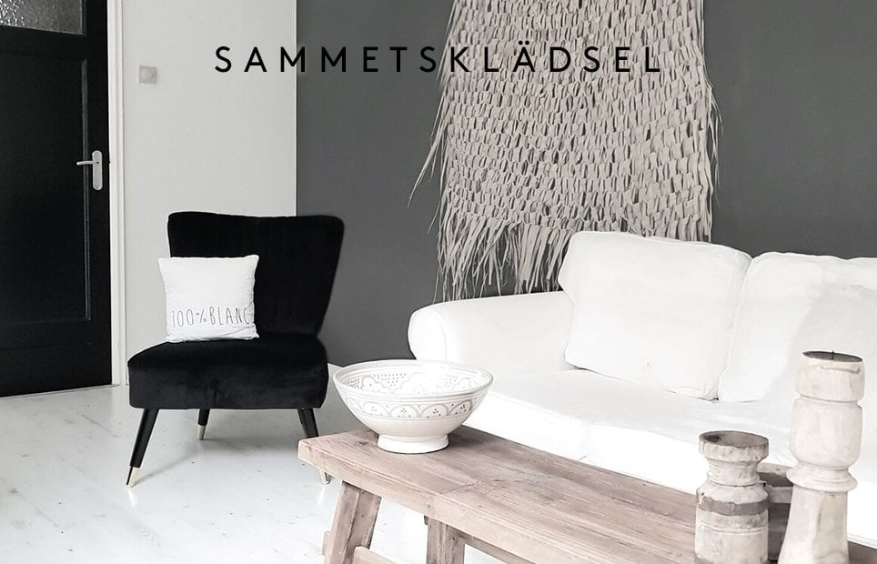Winter Sale_Velvet Upholstery