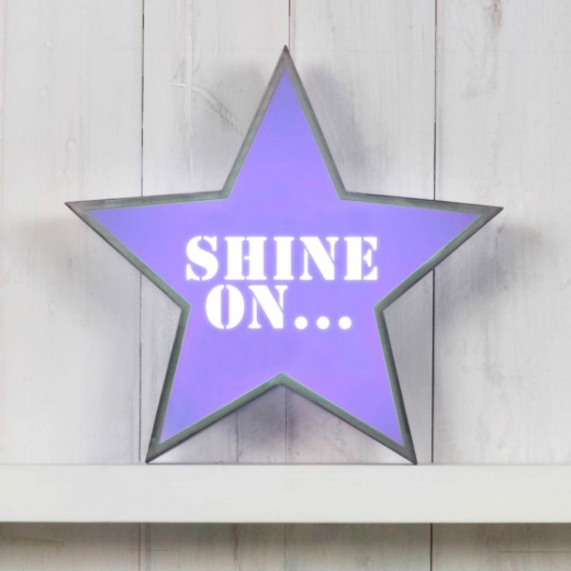Cult Living Classic Stjärna Light Box - Shine On