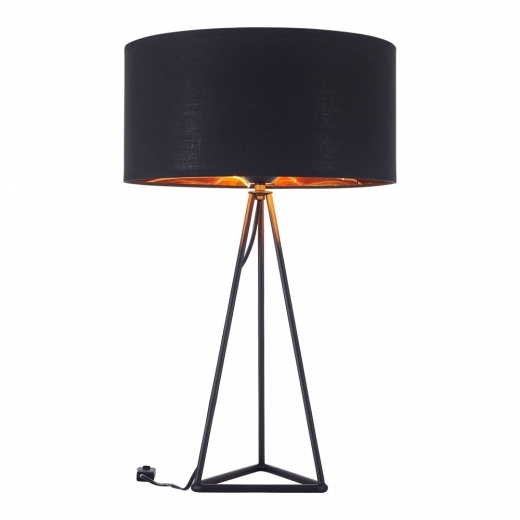 Cult Living Orion Tripod Bordslampa, Svart
