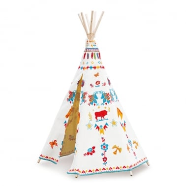 Indian Teepee – Enkel Tält
