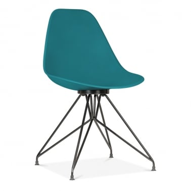 Moda Matbordsstol CD1 - Teal